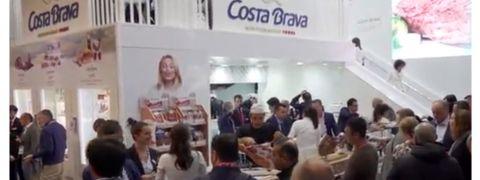 Éxito de público en el stand de Costa Brava Mediterranean Foods